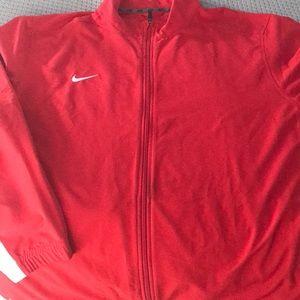 Nike Full Zip Lightweight Jacket XXL